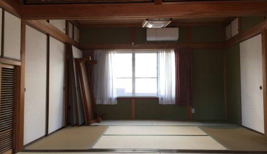 空き家は管理が大変!?意外と見落としがちな空き家管理の手間。