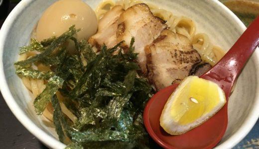 濃厚魚介つけ麺!仕事帰りに「つけ麺屋 ちっちょ」の特製つけ麺を食べてきた。