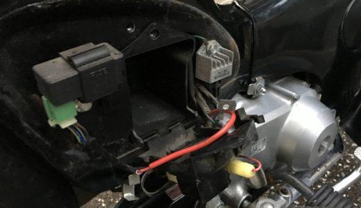 リトルカブのキャブレーターを清掃。そしてバッテリーレス化してみた。