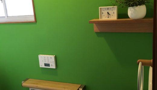 【DIY】シェアハウスのトイレのリフォームの続き【リノベ】