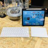 【レビュー】ipad Air4に「Magic Trackpad 2」と「Magic Keyboard」を使ったら最高だった